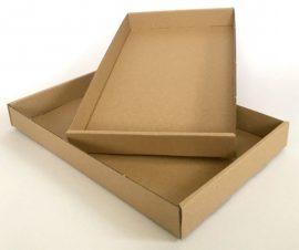 Streetfood papír tálca, 28*16 cm, lebomló | nettó 35,00 Ft/db