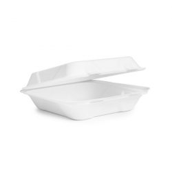 Elviteles doboz, 20 cm, lebomló cukornád | 87 Ft/db (BONTOTT KARTON)