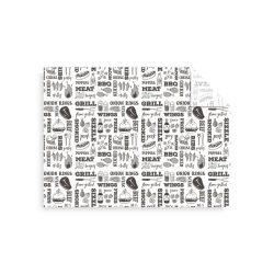 Lebomló zsírpapír, Grill | 15,5 Ft/db