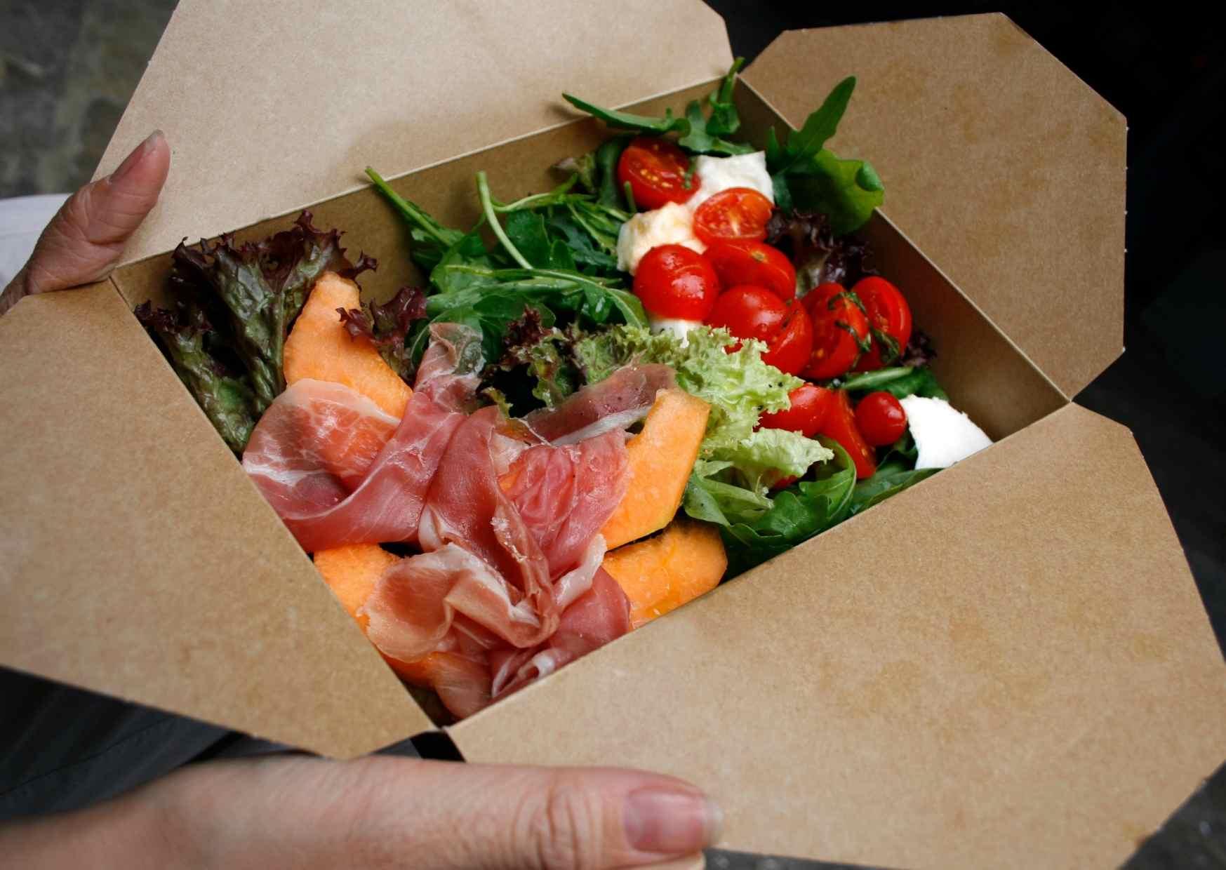 Ételkiszállítás, elvitel: megváltozott fogyasztói igények